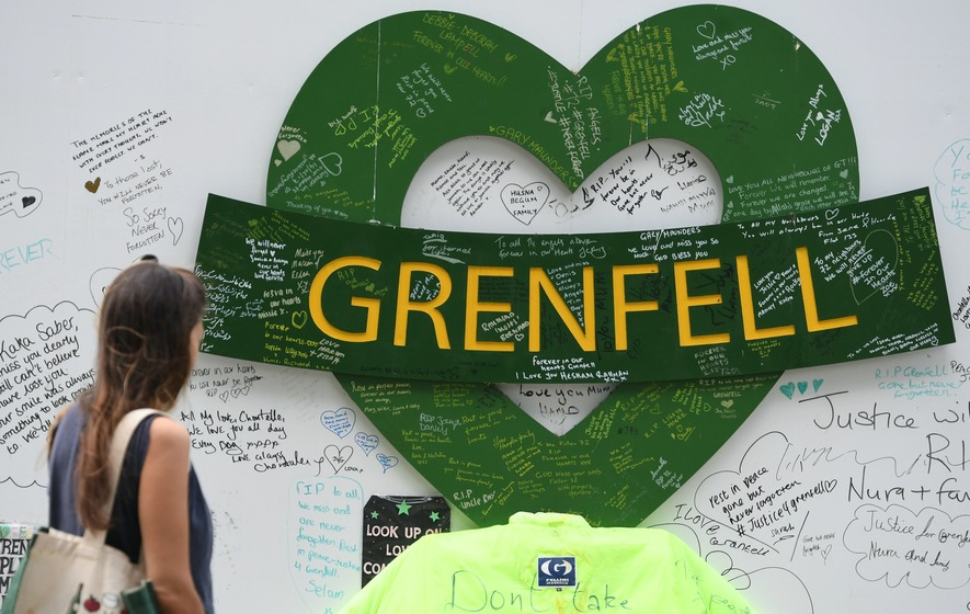 Virtual memorial marks third anniversary of Grenfell tower block disaster
