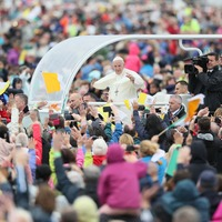 Pope Francis to take part in 'rethink the world' programmes
