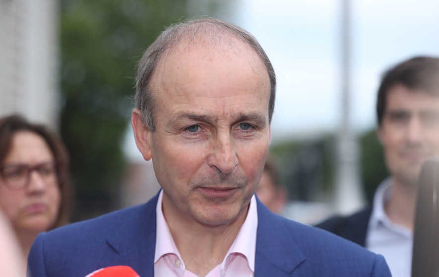 Kildare, Laois and Offaly placed under new coronavirus restrictions