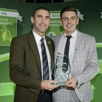 Nominations sought for 2020 McDonald's Irish FA Grassroots Football Awards