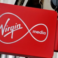 April was Virgin Media's busiest month on record as people flocked online