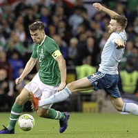 Irish sides' Euro 2021 play-off games set for October
