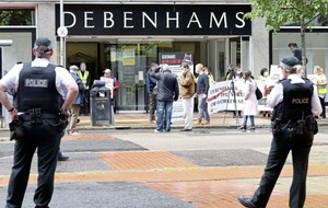 Taoiseach Micheal Martin says Debenhams has treated Irish workers 'very badly'