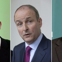 Fine Gael, Fianna Fail and Greens counting members' votes on draft agreement to form new government
