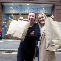 Watch: Primark reopens in Belfast