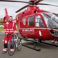 20 Questions: Doc pulls padded shorts back on for Air Ambulance £10k challenge