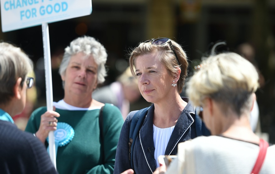 Twitter bans controversial British commentator Katie Hopkins