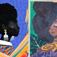 Black artists use creativity to honour Juneteenth