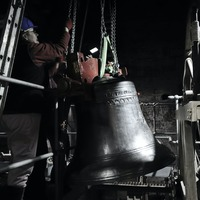 Thousands of bell-ringers learn new songs during lockdown – without a bell