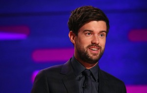Jack Whitehall says he was sacked as a waiter for trying out jokes on customers