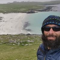 Fundraiser restarts walk of UK coastline after isolating alone on island