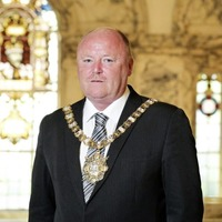 DUP mayor Frank McCoubrey says playing fields and parks 'should be for all' following sectarian incidents