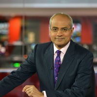 George Alagiah recalls seeing headlines about his cancer diagnosis