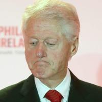 Former US president Bill Clinton pays tribute to film producer Steve Bing