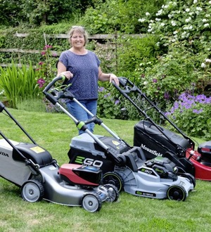 Gardening: Battery mowers tried and tested