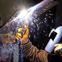 Manufacturers lead the way as battered private sector shows signs of recovery
