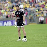Niall Morgan may spend less time with Tyrone
