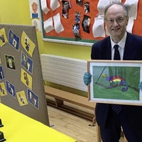 Peter Weir accused of ignoring education department guidance by attending P7 leavers' event indoors