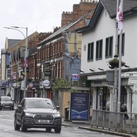Union flags on Belfast's Lisburn Road leads to call for regulation