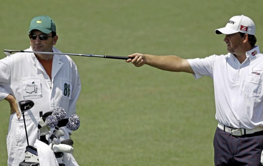Koepka's Irish caddie Elliot tests positive for Covid