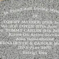 New video to mark 50th anniversary of IRA members' deaths