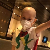 Brave boy finally flying home cancer-free after Singapore treatment