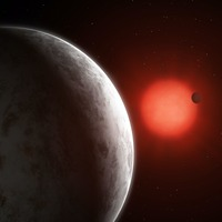 Two 'super-Earths' discovered orbiting a nearby star