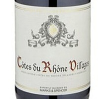 Wine: Well-structured with classic Grenache and Syrah grapes