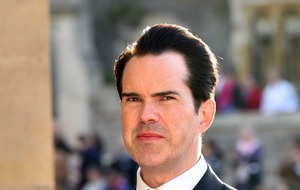 Jimmy Carr reveals he has had a hair transplant