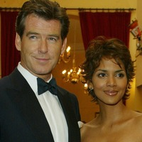 Pierce Brosnan says he 'vaguely' remembers saving Halle Berry from choking