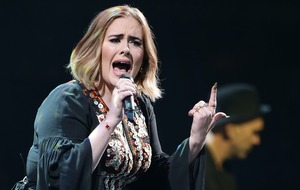 Adele tells fans waiting for new music: Wear a mask and be patient