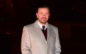 Ricky Gervais leads stars urging Boris Johnson to help end exotic pet trade