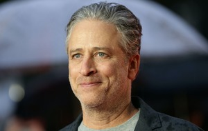 Jon Stewart: Change in America requires will, stamina and attention