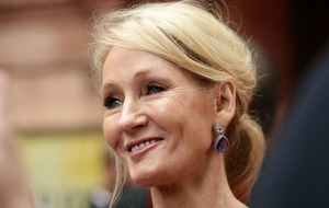 JK Rowling 'receives 3,000 supportive emails' after trans rights row