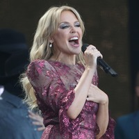 Kylie Minogue reflects on Glastonbury performance a year on