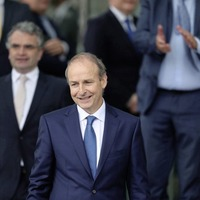 New taoiseach Micheál Martin in emotional return home to Cork