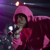 Rapper DaBaby pays tribute to George Floyd in powerful BET Awards performance