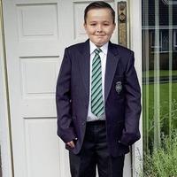 Year 8 pupil Luke Lawson remembered as a 'beautiful boy with a big personality'