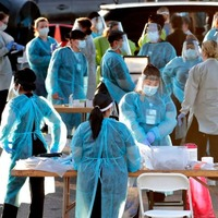 US states reverse business openings and require face masks amid coronavirus resurgence