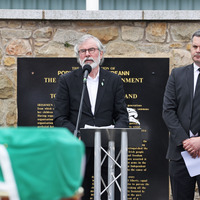 Gerry Adams delivers broadside against Republic's new coalition government