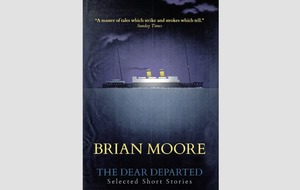 Books: The Dear Departed a new collection of stories by the late, great Brian Moore