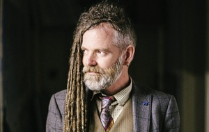 Lockdown Diary: Duke Special's done with his dreads and set for a mighty unleashing