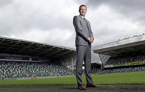 New boss Baraclough says he already feels Northern Irish