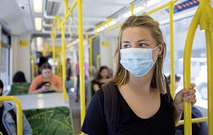 Face masks to be mandatory on public transport from July 10