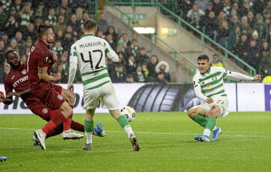 Celtic To Pull Trigger On Fraser Forster Replacement Quickly