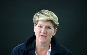 Clare Balding 'hopes pandemic will make people more forgiving and kind'