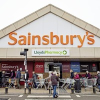 Sainsbury's posts bumper sales as lockdown fuels online growth