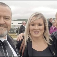 Michelle O'Neill says funeral selfie 'should not have happened'