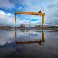 Stena Line commissions £2.5m of repair work with Harland and Wolff