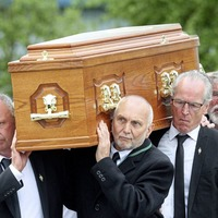 Churches report anger and upset over Sinn Féin Bobby Storey stance
